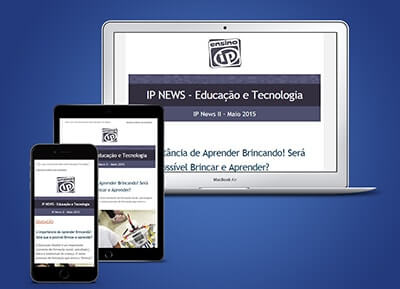 Responsive Newsletter - EnsinoIP