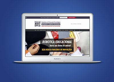 Desenvolvimento do WebSite EnsinoIP